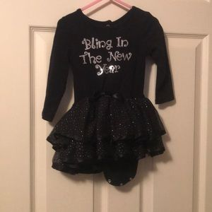 Toddler New Year Dress